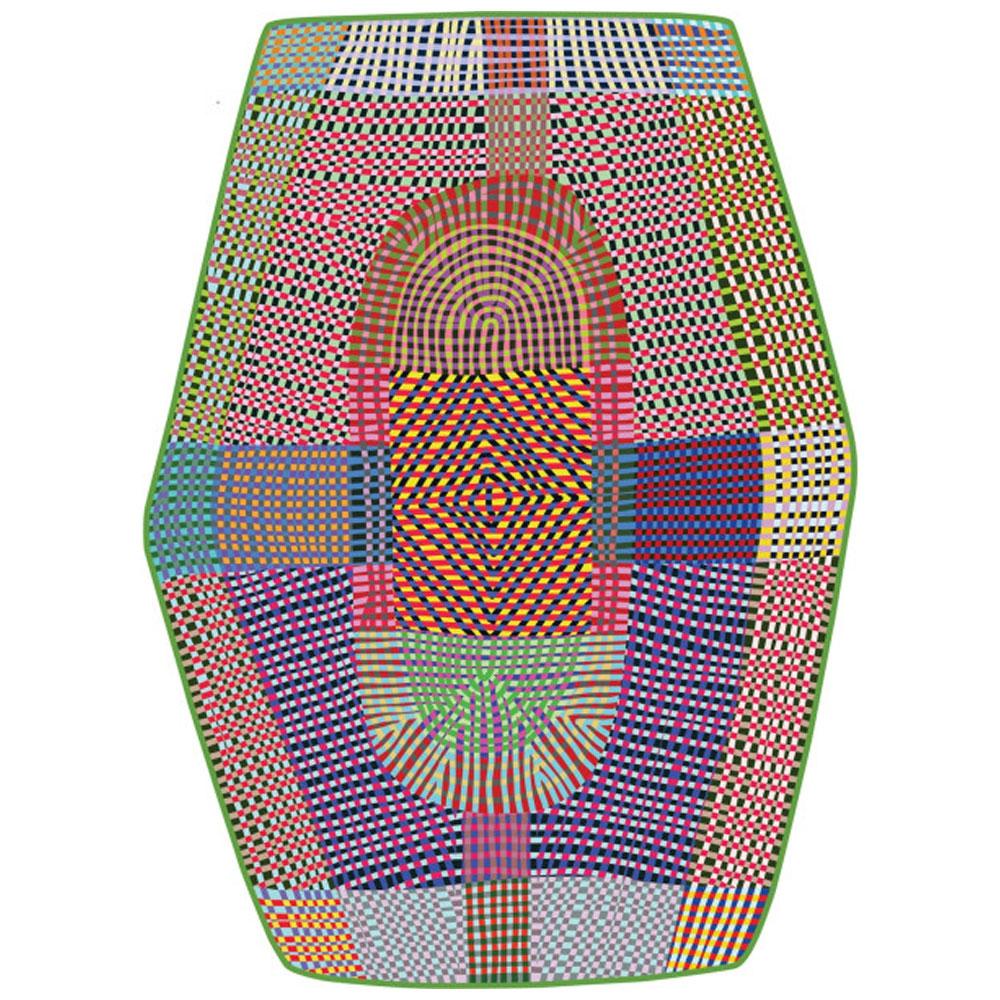 Moooi Carpets Freaky
