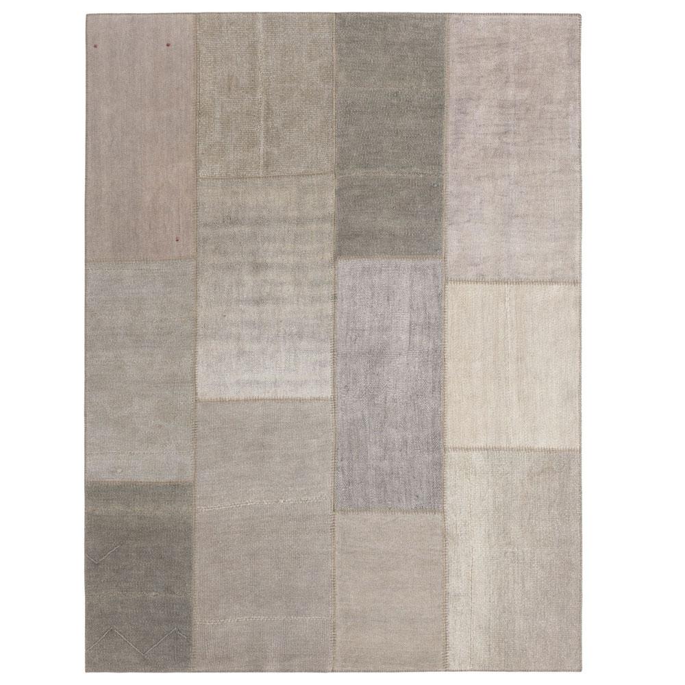 Kvadrat Rugs by Kinnasand - Hemp - Farbe 0026