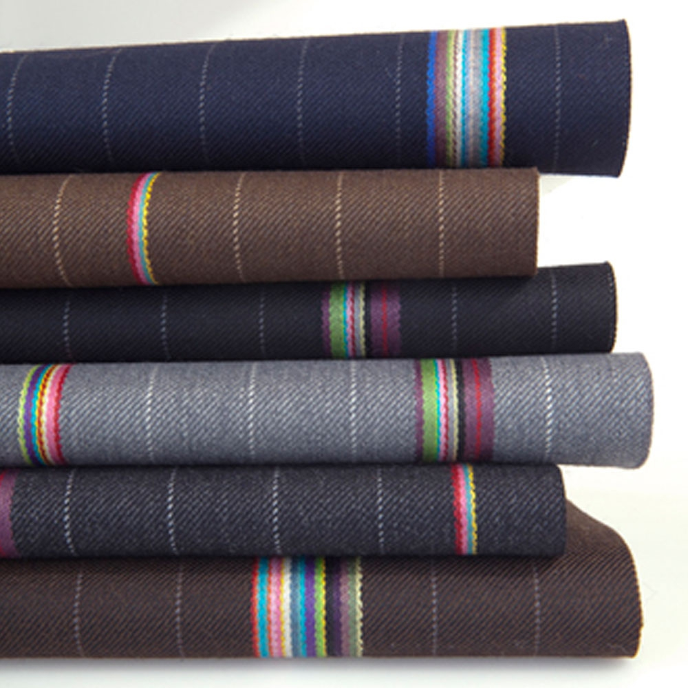 Bespoke Stripe - 6 Farben
