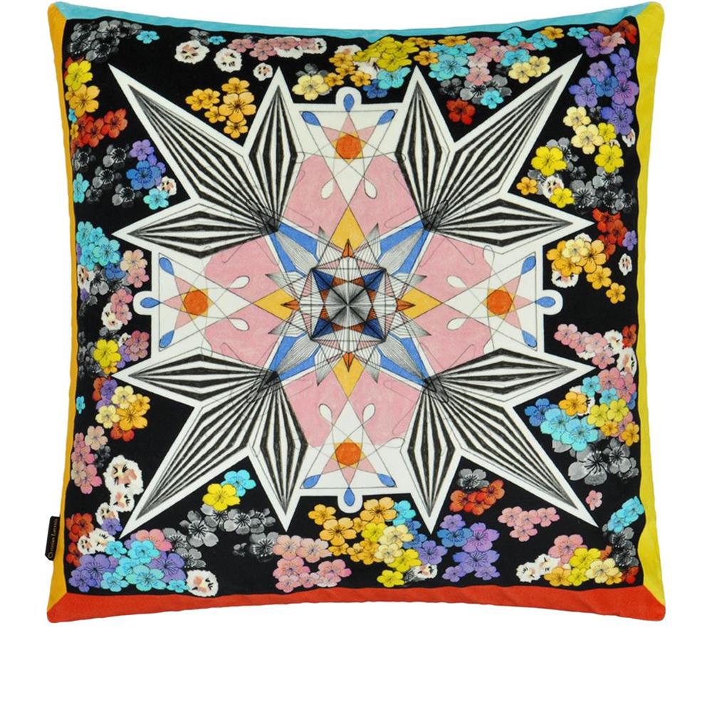 Christian Lacroix Kissen - Flowers Galaxy Multicolore - Vorderseite
