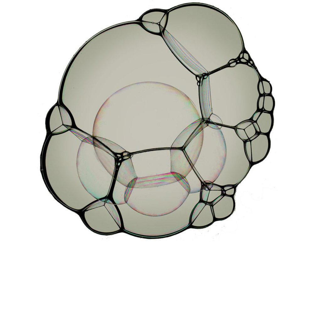 Moooi Carpets - Veloursteppich Bubble - Farbe Natural
