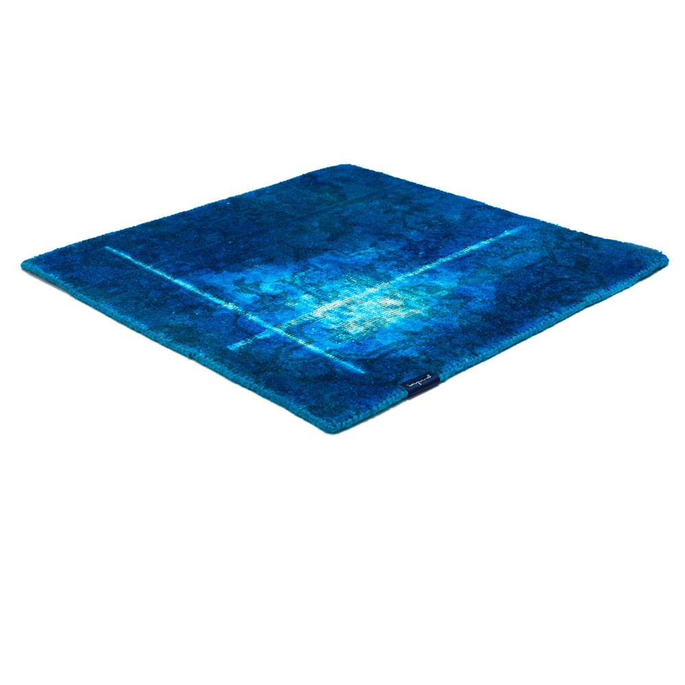 The Mashup Pure Edition Ornamental - capri blue