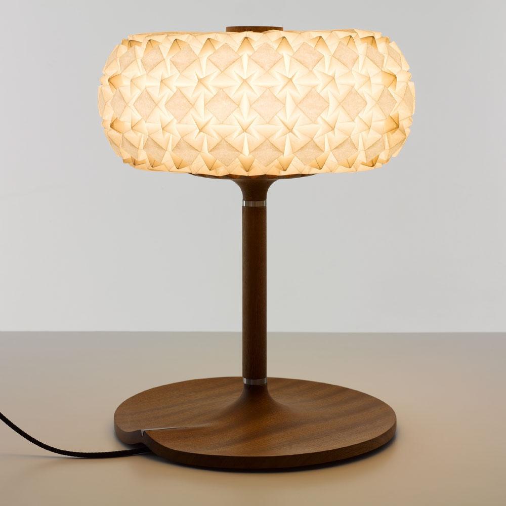 96 Molecules Tall Table Lamp