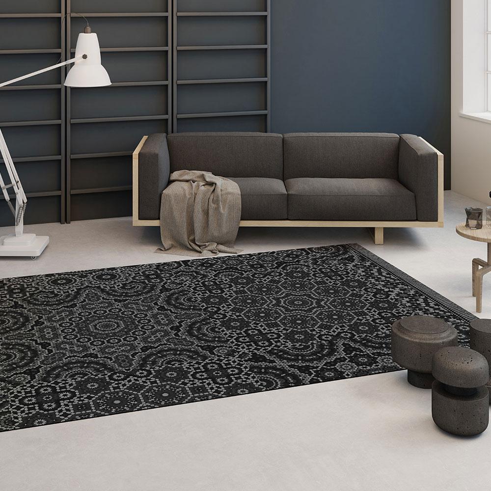 Teppich Aahrus - Farbe 01