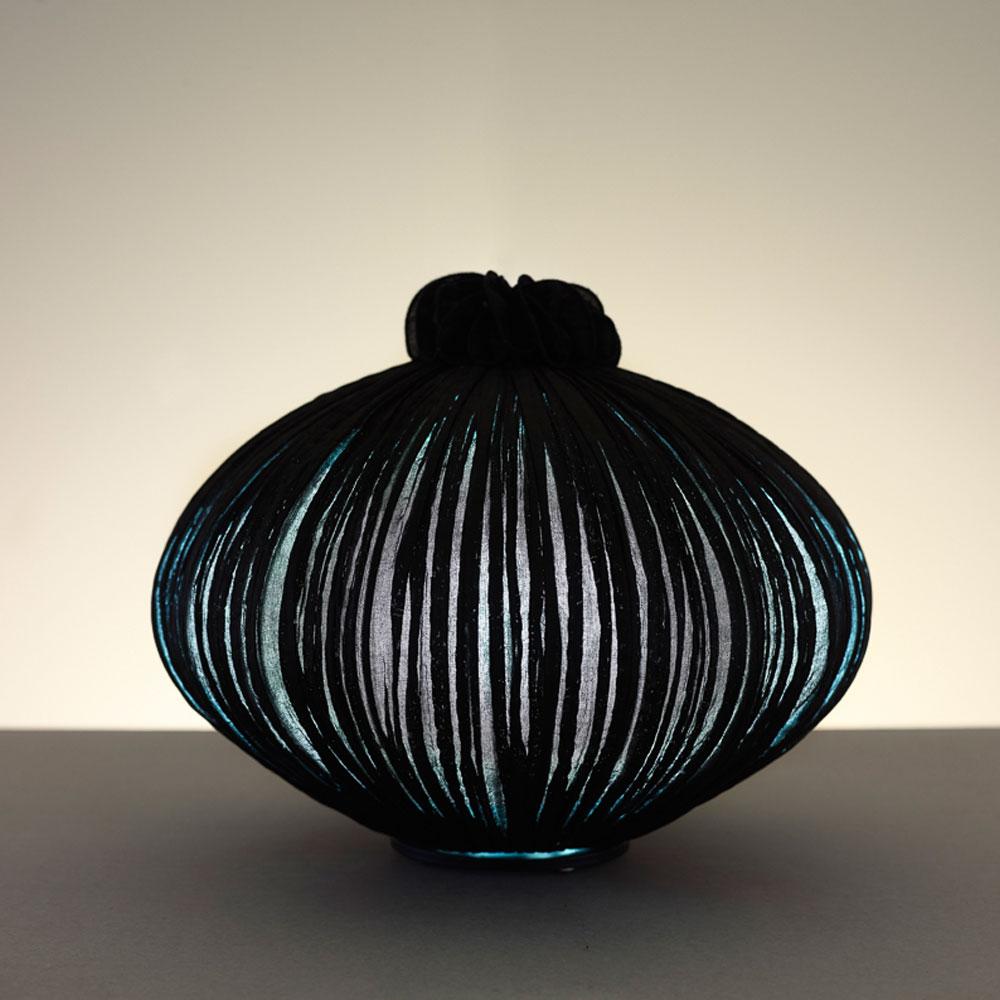 Suuria Son Table - Farbe coal/ schwarz