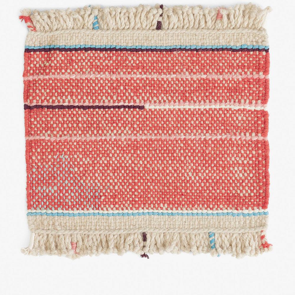 Kvadrat Rugs Argali - Farbe 651 - Muster