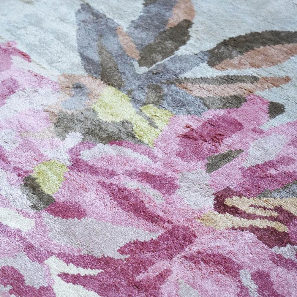 Aubriet Fuchsia - Detailansicht