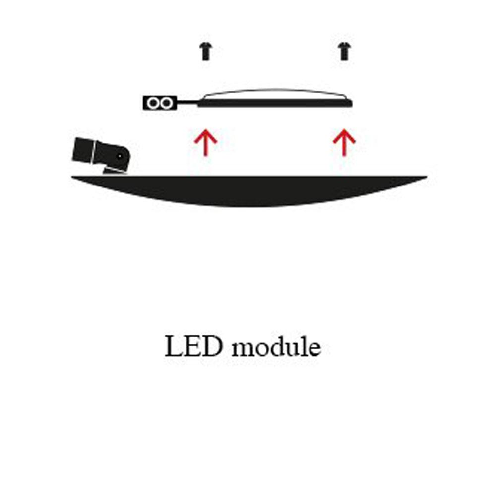 Lederam T1 - austauschbare LED