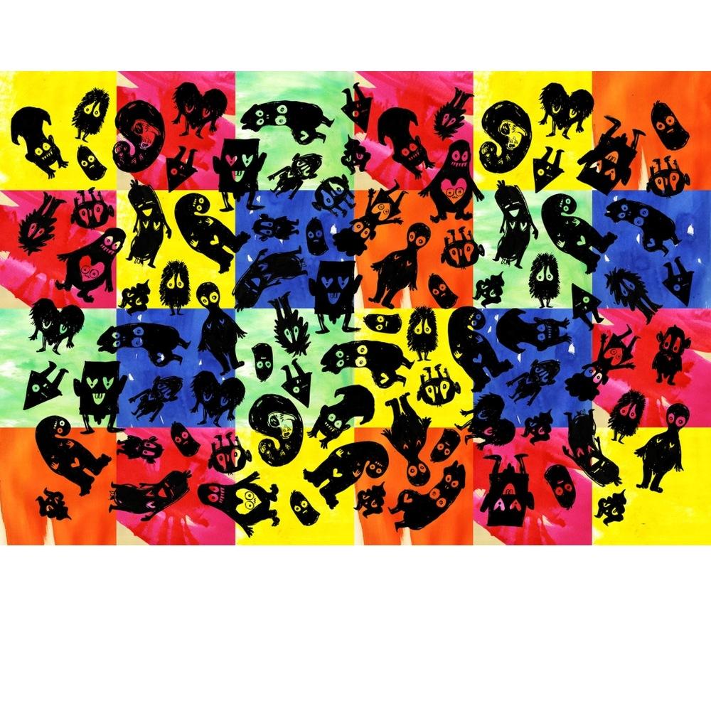 Moooi Carpets - Teppich Party Time - 200 x 300 cm