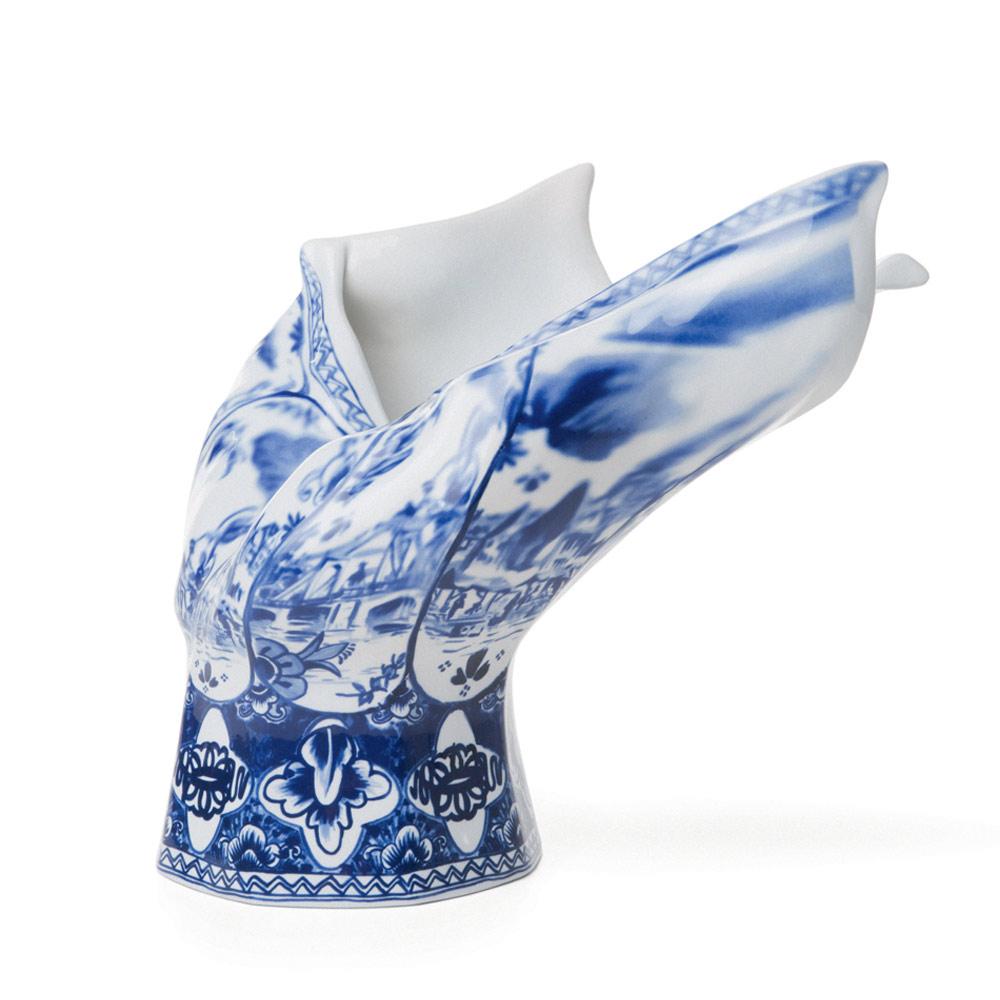 Blow Away Vase - Seitenansicht