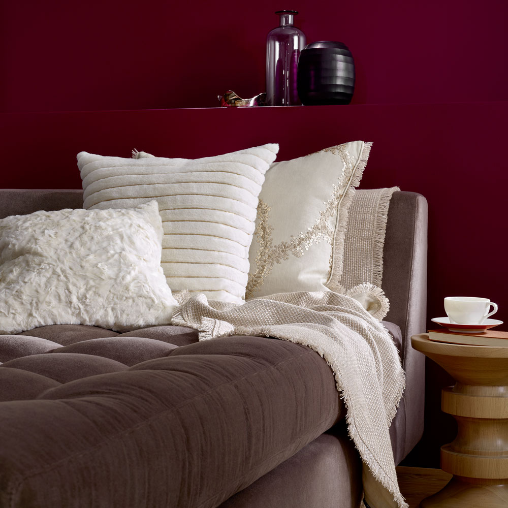 Bordino - Farbe 02 - im Schlafzimmer