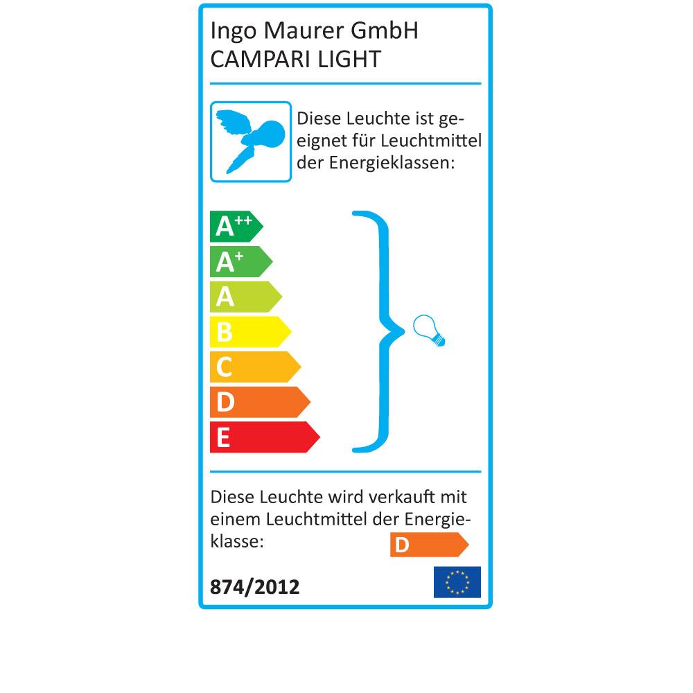 Campari Light - EU Label
