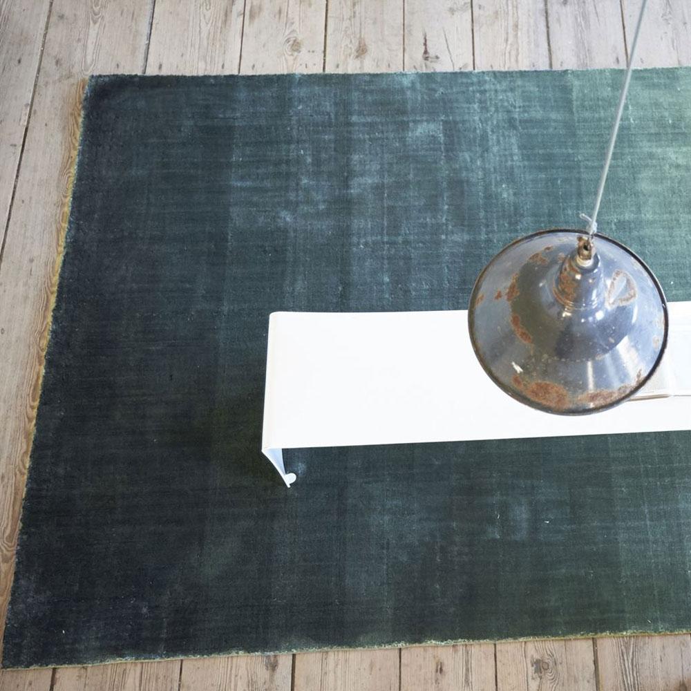 Designers Guild Teppich Capisoli - Farbe Teal