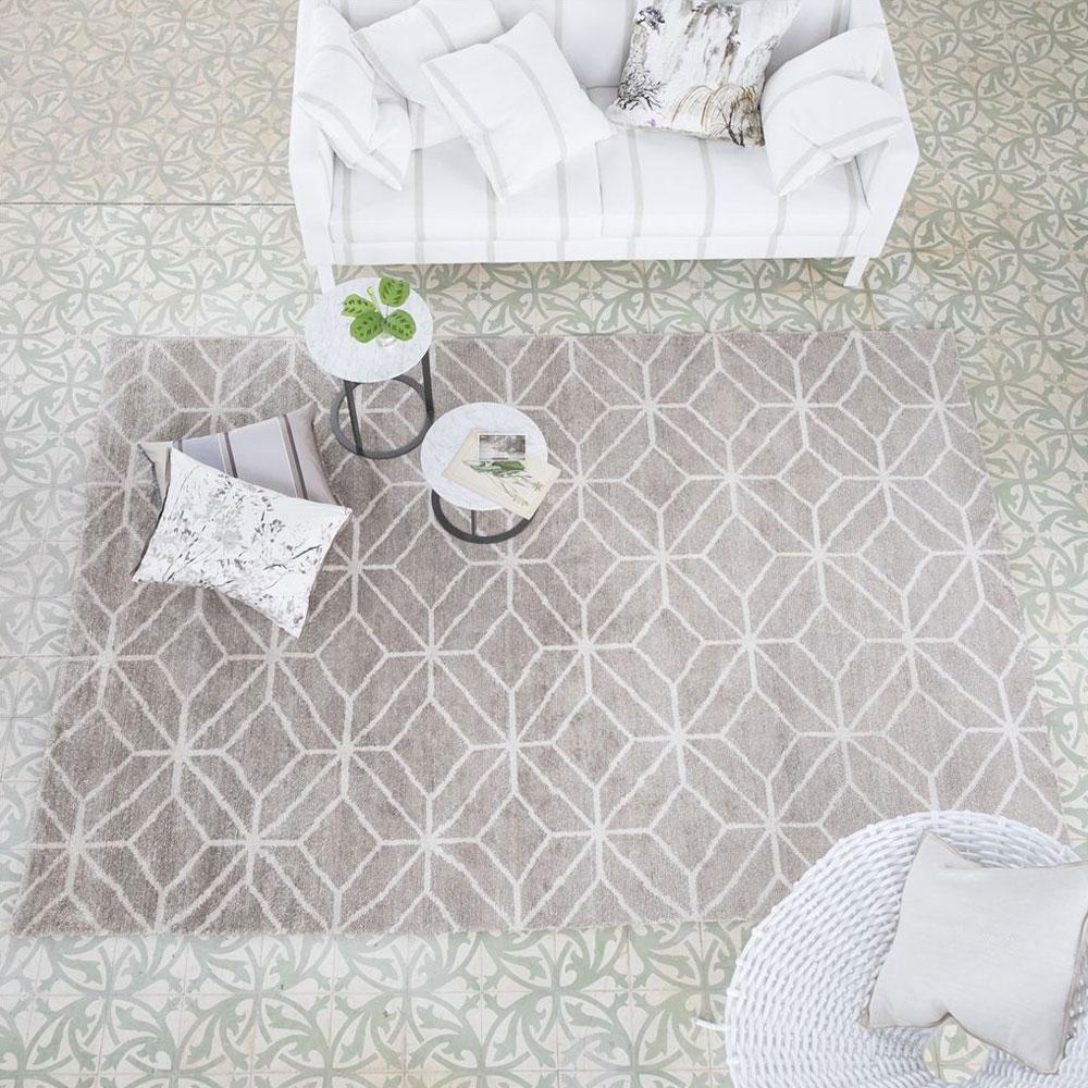 Caretti - Linen - im Wohnzimmer