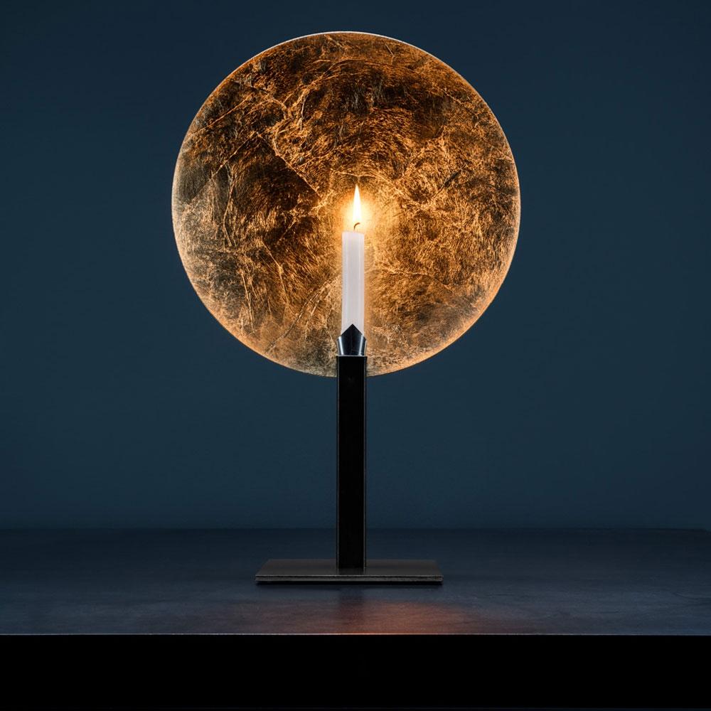 Kerzenhalter Gemma - gold