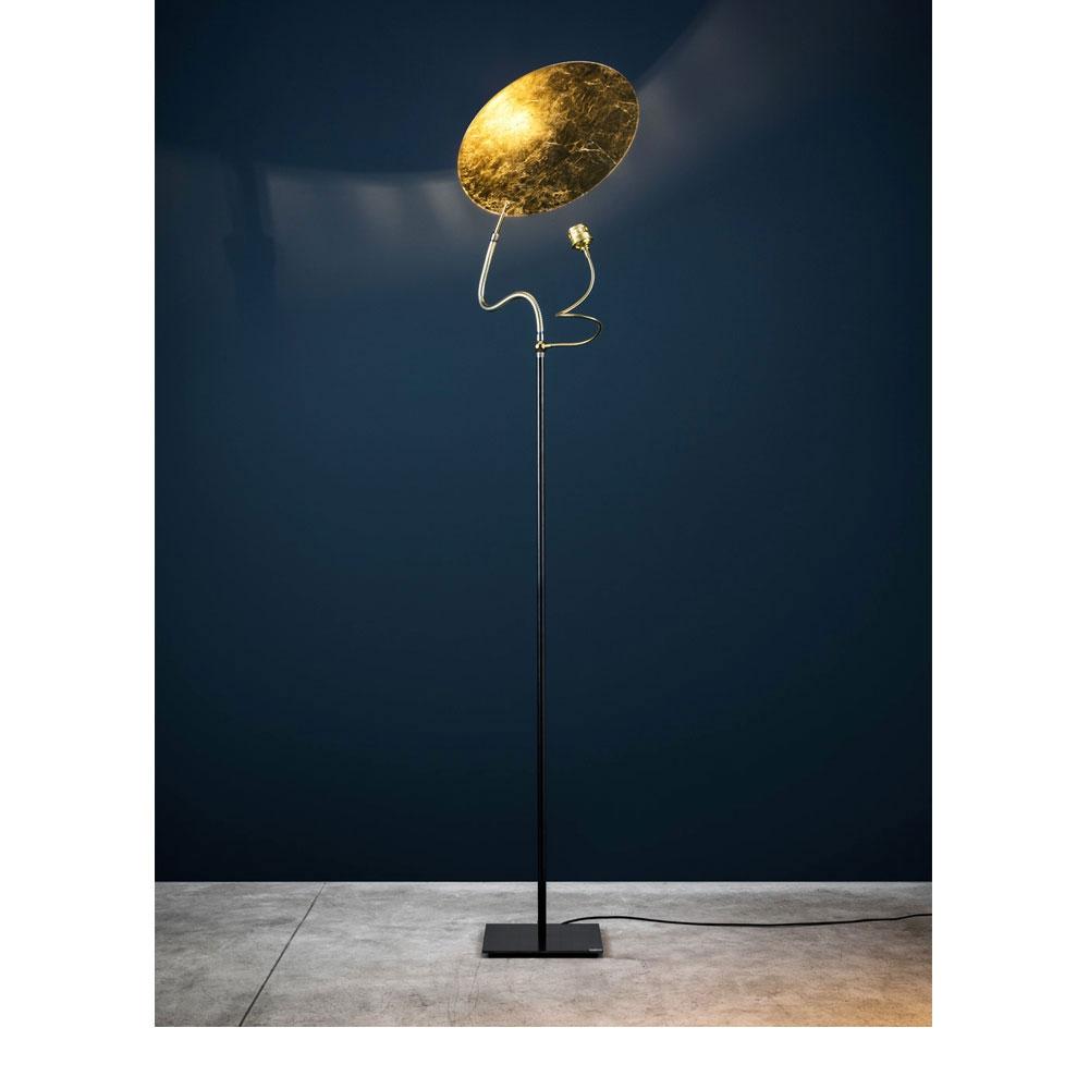 Stehleuchte Luce d'Oro F - gold