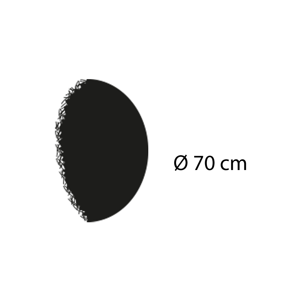 Catellani & Smith Wand-/ Deckenleuchte PostKrisi CW 70 - Maße