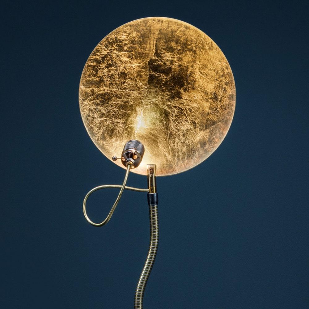Tischleuchte Luce d'Oro T - gold - Detailansicht