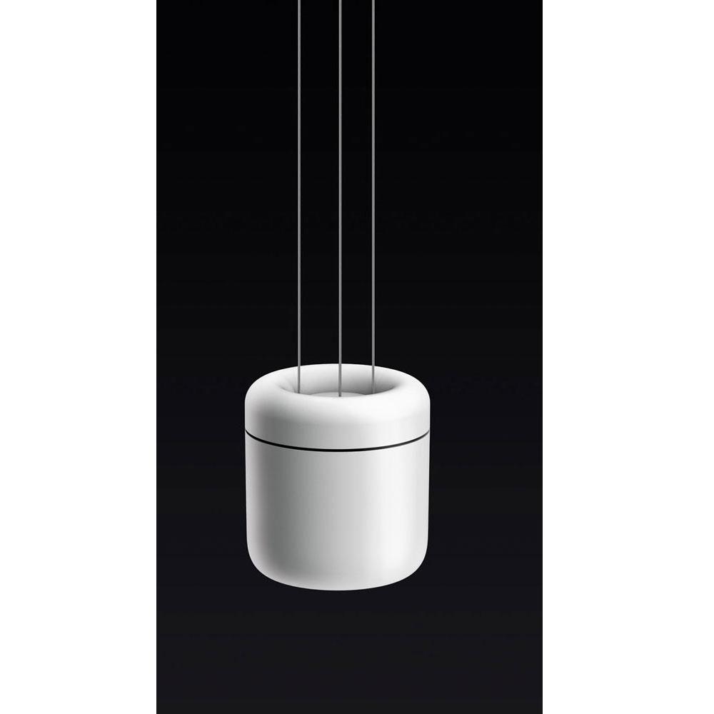 Serien Lighting Pendelleuchte Cavity Suspension S - weiß