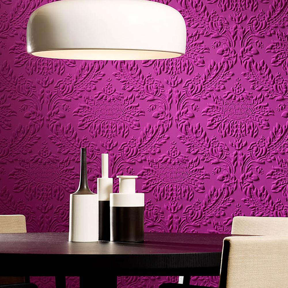 Arte - 3D-Textilwandbekleidung Charm - Farbe 30514 - Raumbild