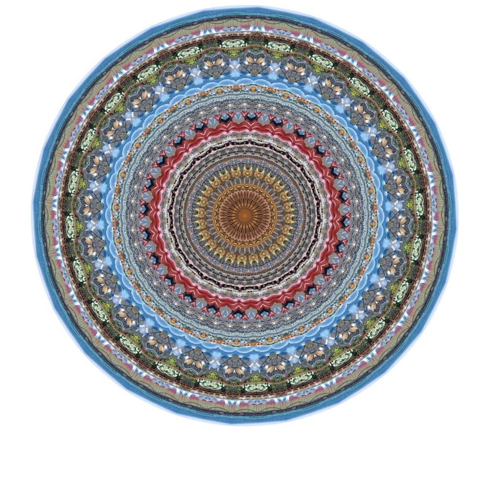 Moooi Carpets - Teppich Chicago - Ø 250 cm und Ø 350 cm