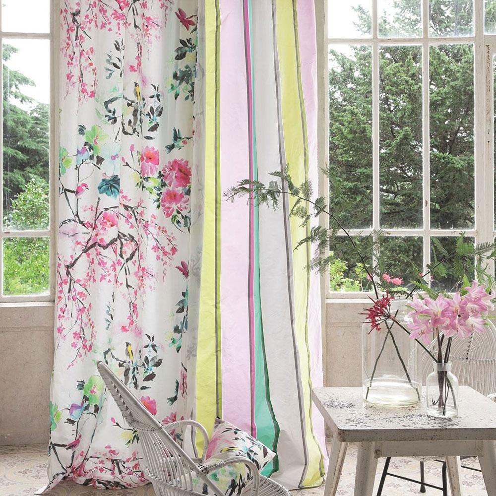 Vorhang Chinoiserie Flower Peony Von Designers Guild Für 13205