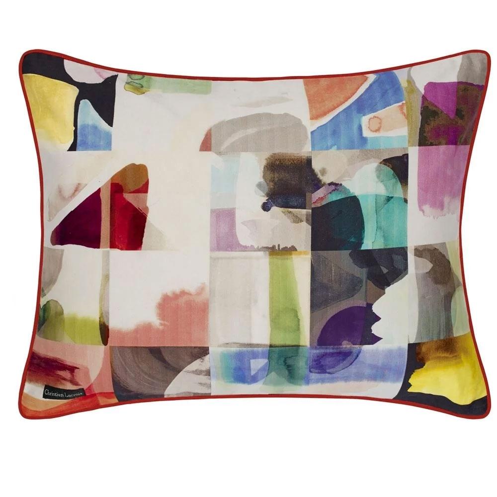 Christian Lacroix Kissen Lovely Escape Multicolore - Rückseite