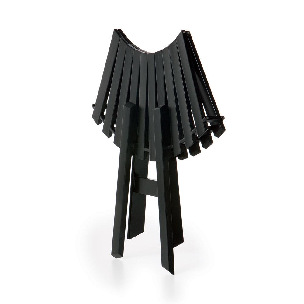 Clip Chair geklappt