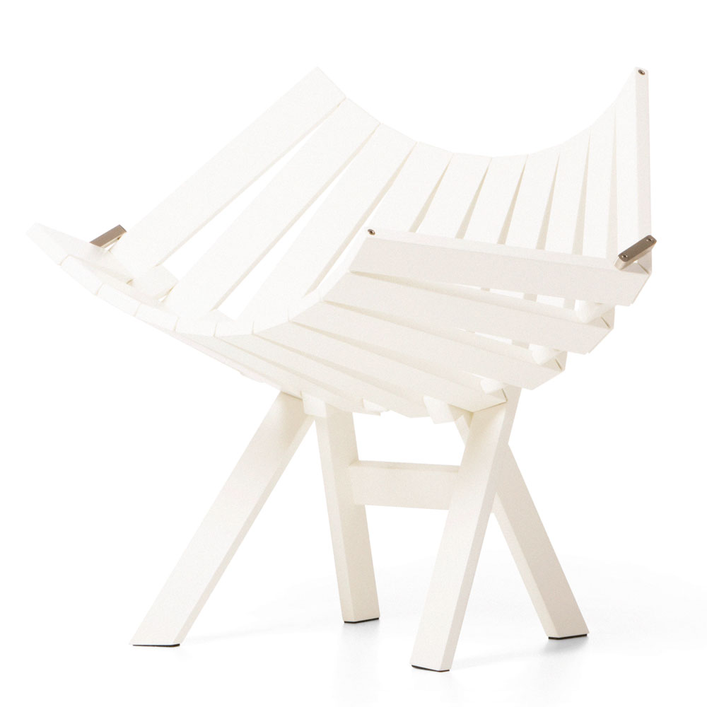 Clip Chair - Seitenansicht