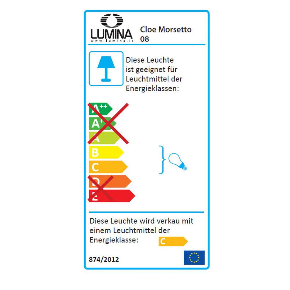 Cloe Morsetto - EU Label