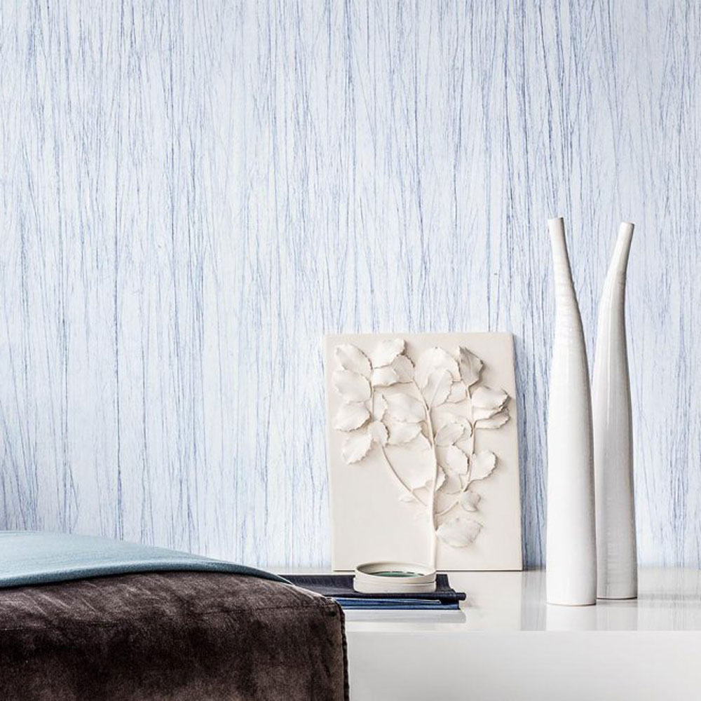 Arte - Tapete Cobalt - Farbe 25025 - Raumansicht