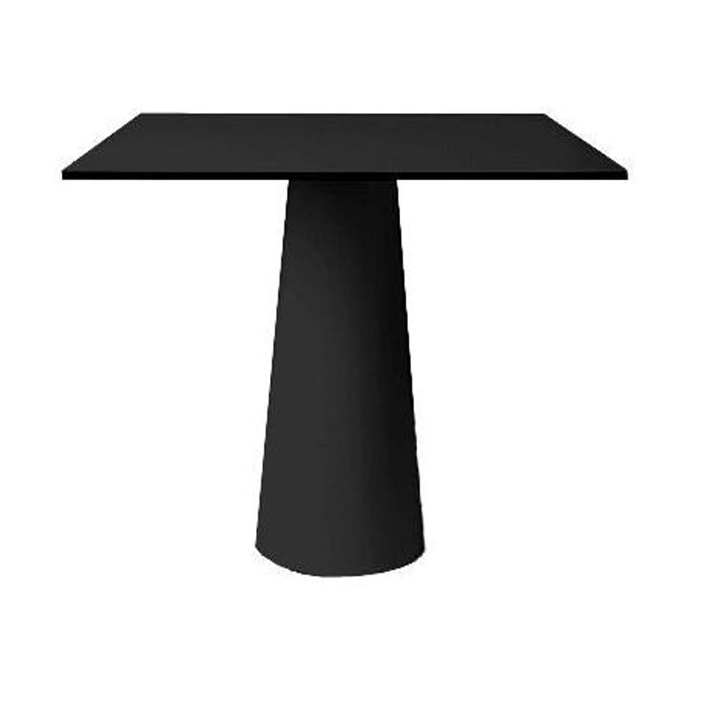 Container Table Top HPL Square - 3 Farben