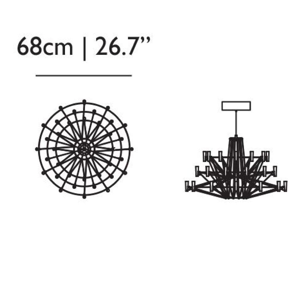 Coppélia small - Maße