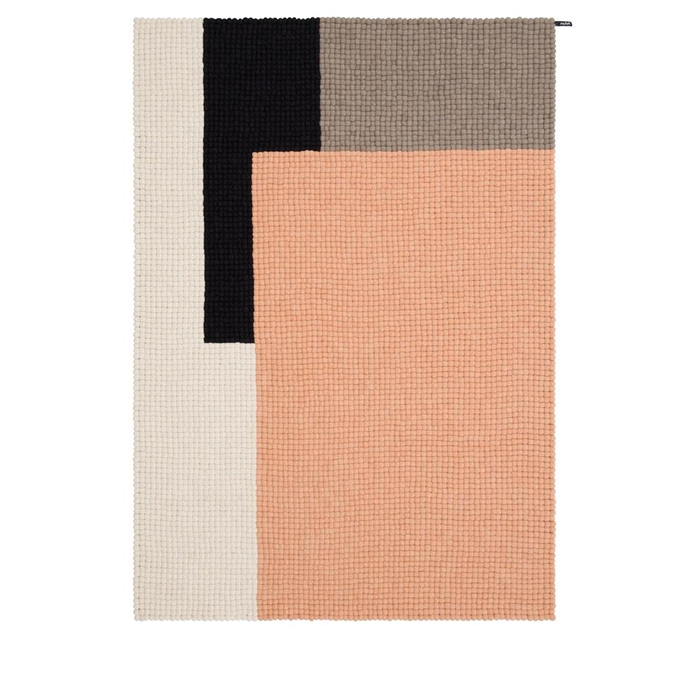 Cube - Zartrose -160x230 cm