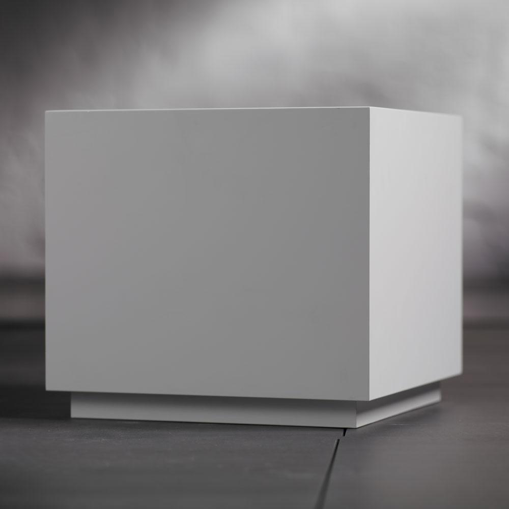 Cube weiß