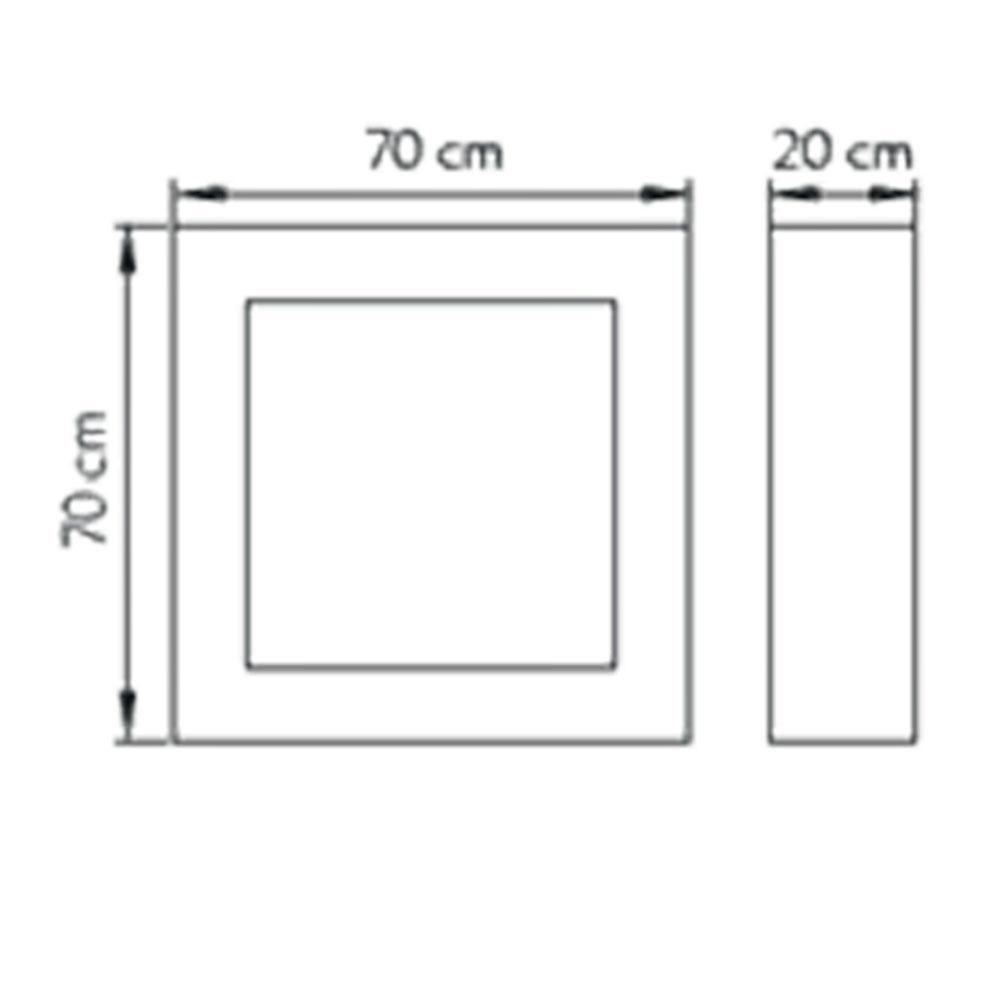Cubico ST - Maße