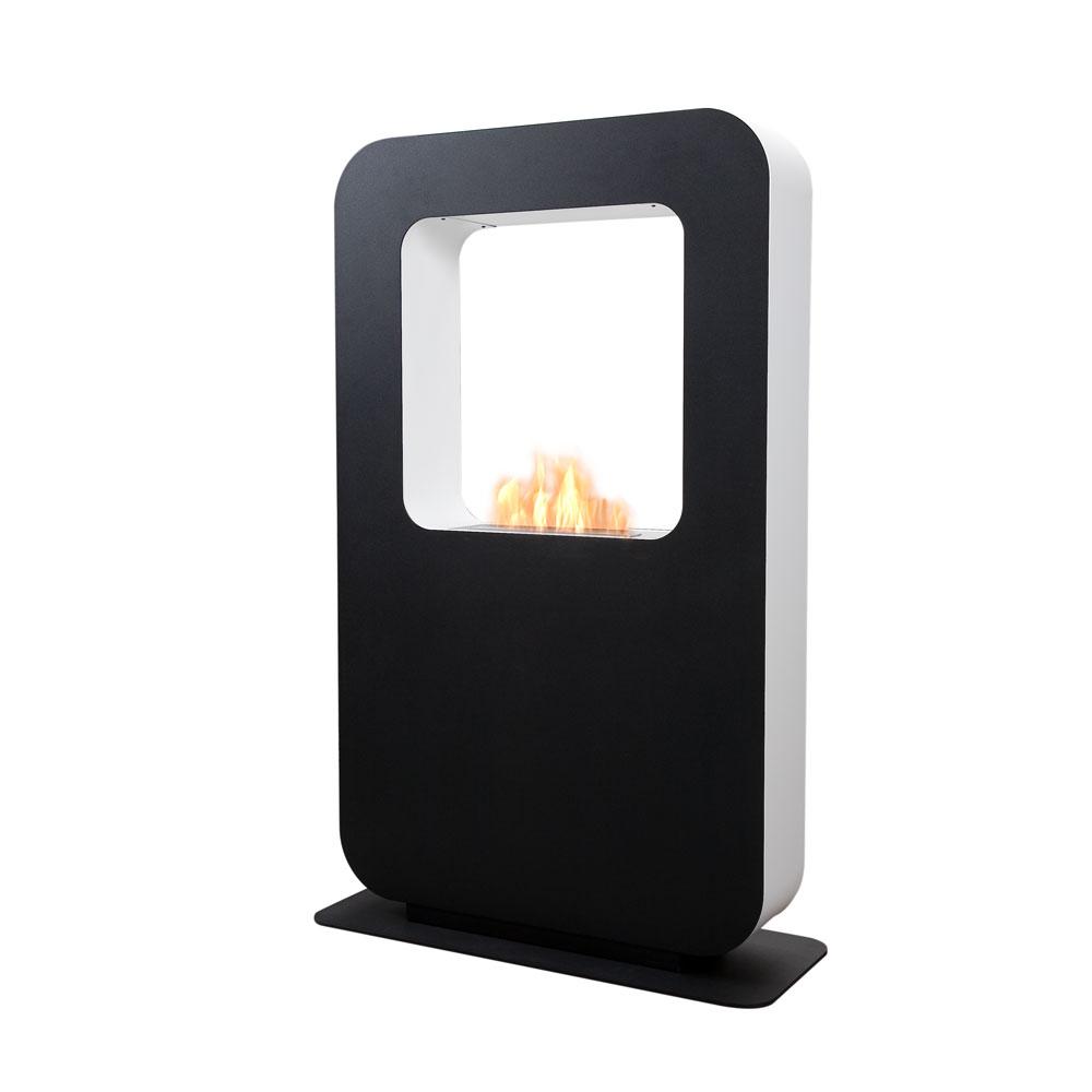 Curva XT - Ausführung schwarz/ Außenseite weiß
