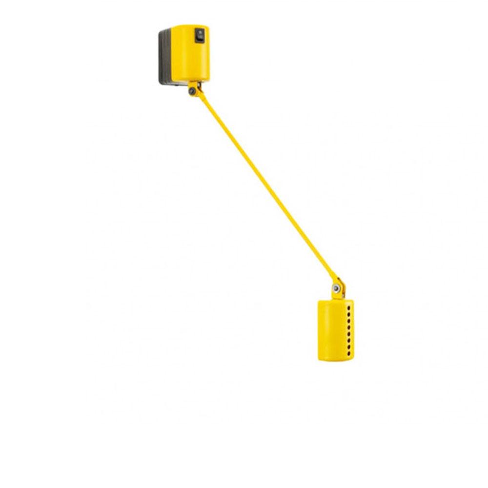 Daphine Parete LED - gelb