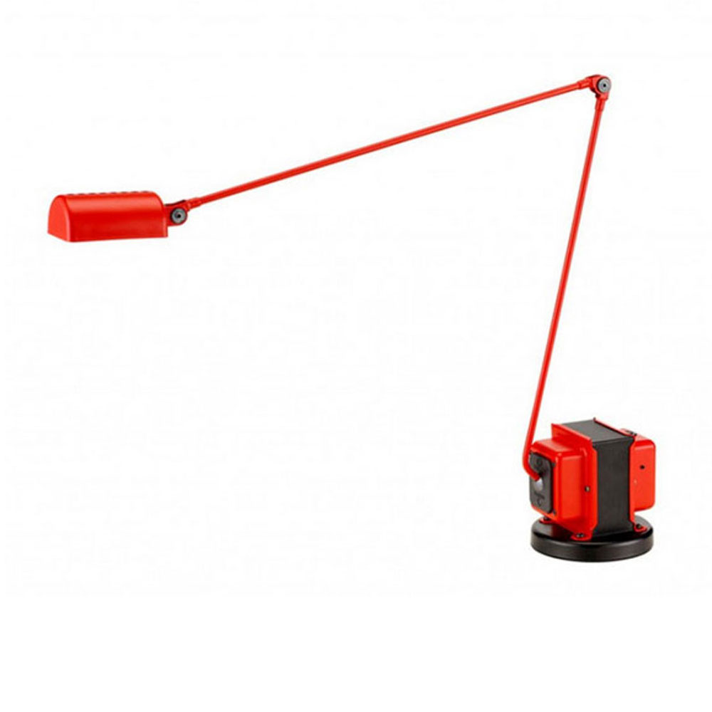 Lumina Tischleuchte Daphine LED - rot