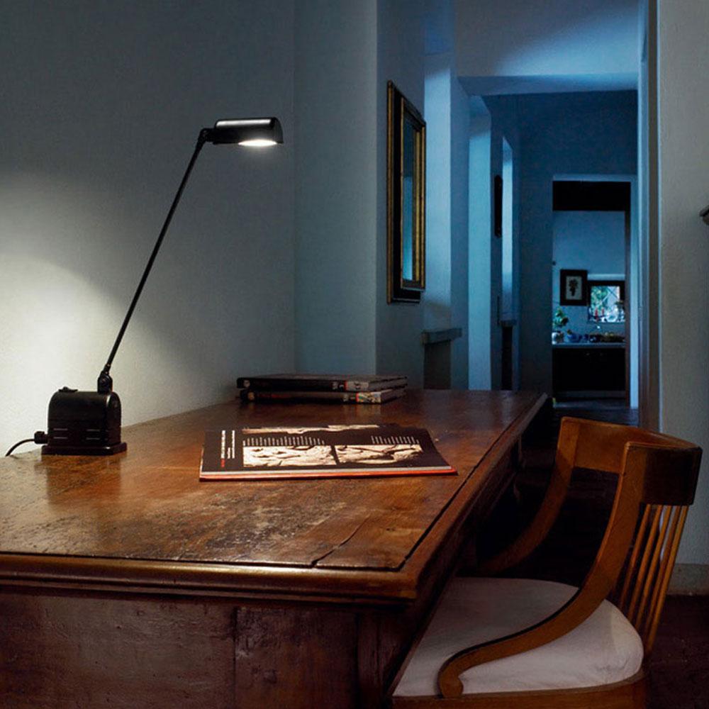 Lumina Tischleuchte Daphinette - schwarz