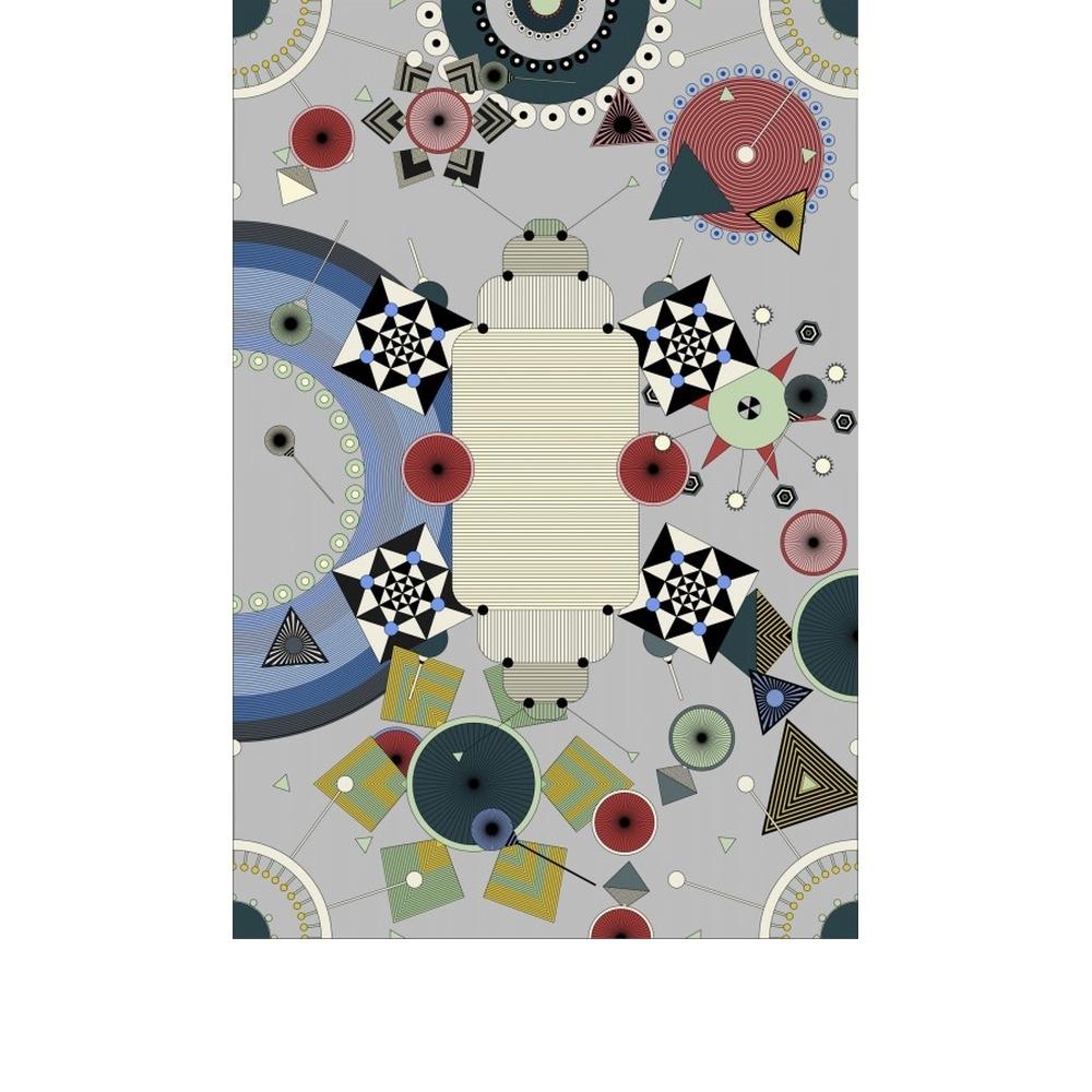 Moooi Carpets - Teppich Dreamstatic - 200x300 cm