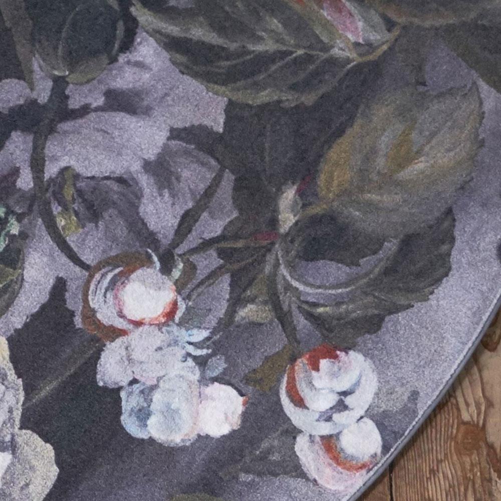 Delft Flower Noir - Detailansicht
