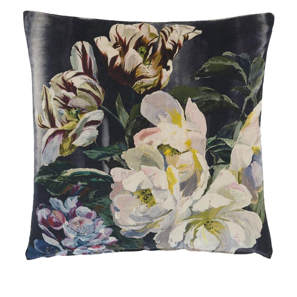 Delft Flower - Farbe Noir