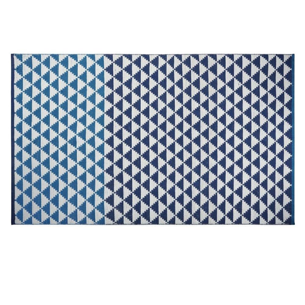 Designers Guild Indoor/ Outdoor Teppich Biscayne Cobalt
