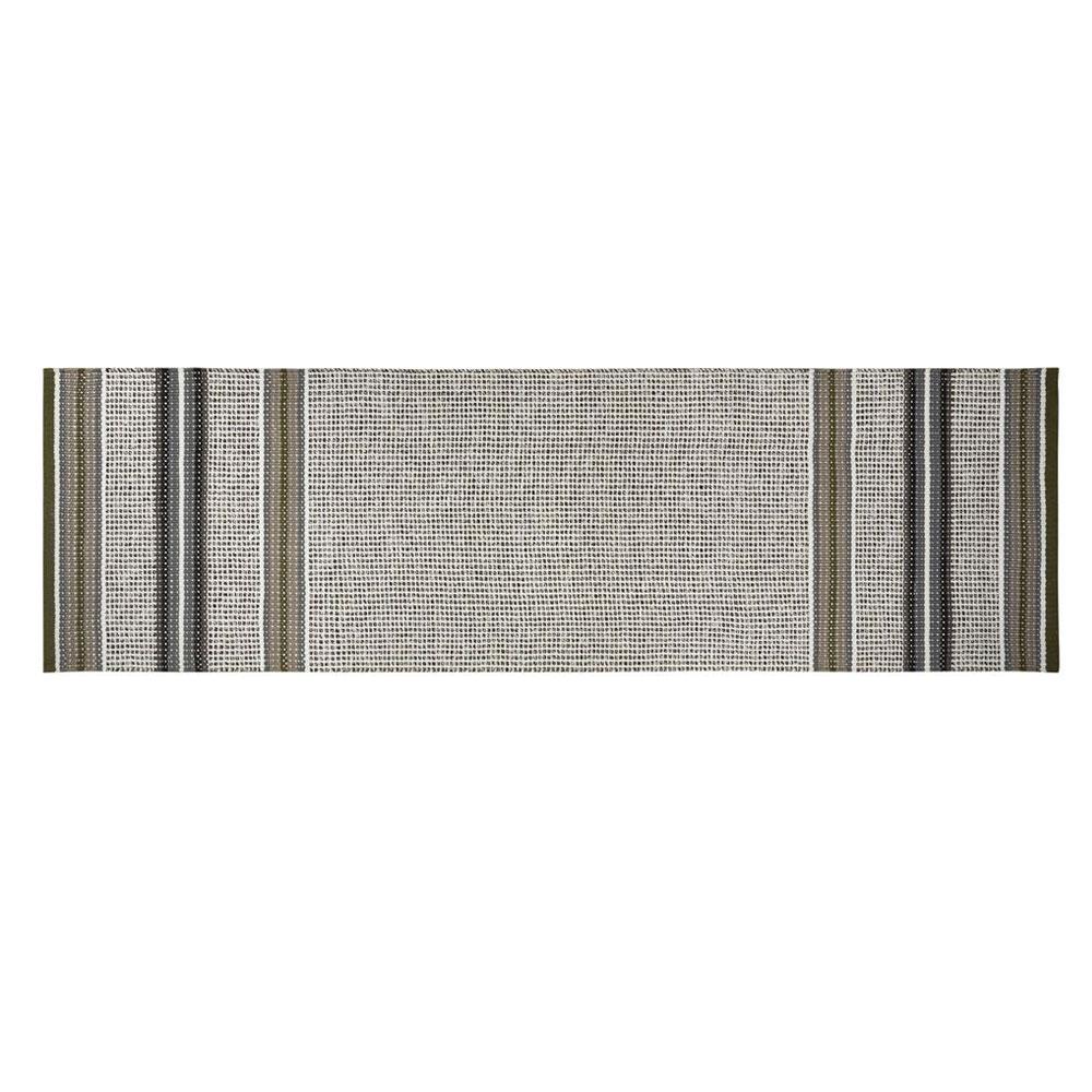 Designers Guild Outdoor/ Indoor Teppich Läufer Pompano Natural