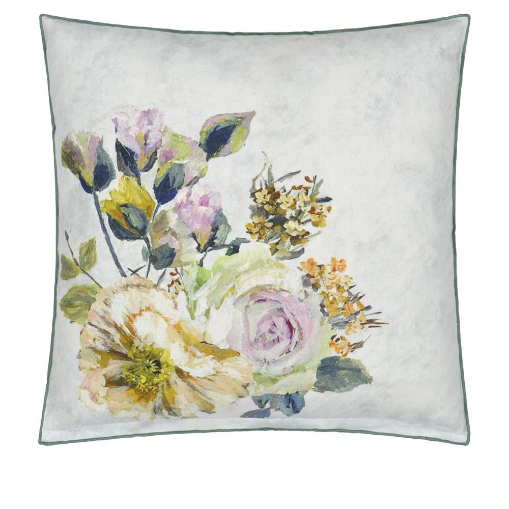 Designers Guild Kissen Grandiflora Rose Dusk - Rückseite