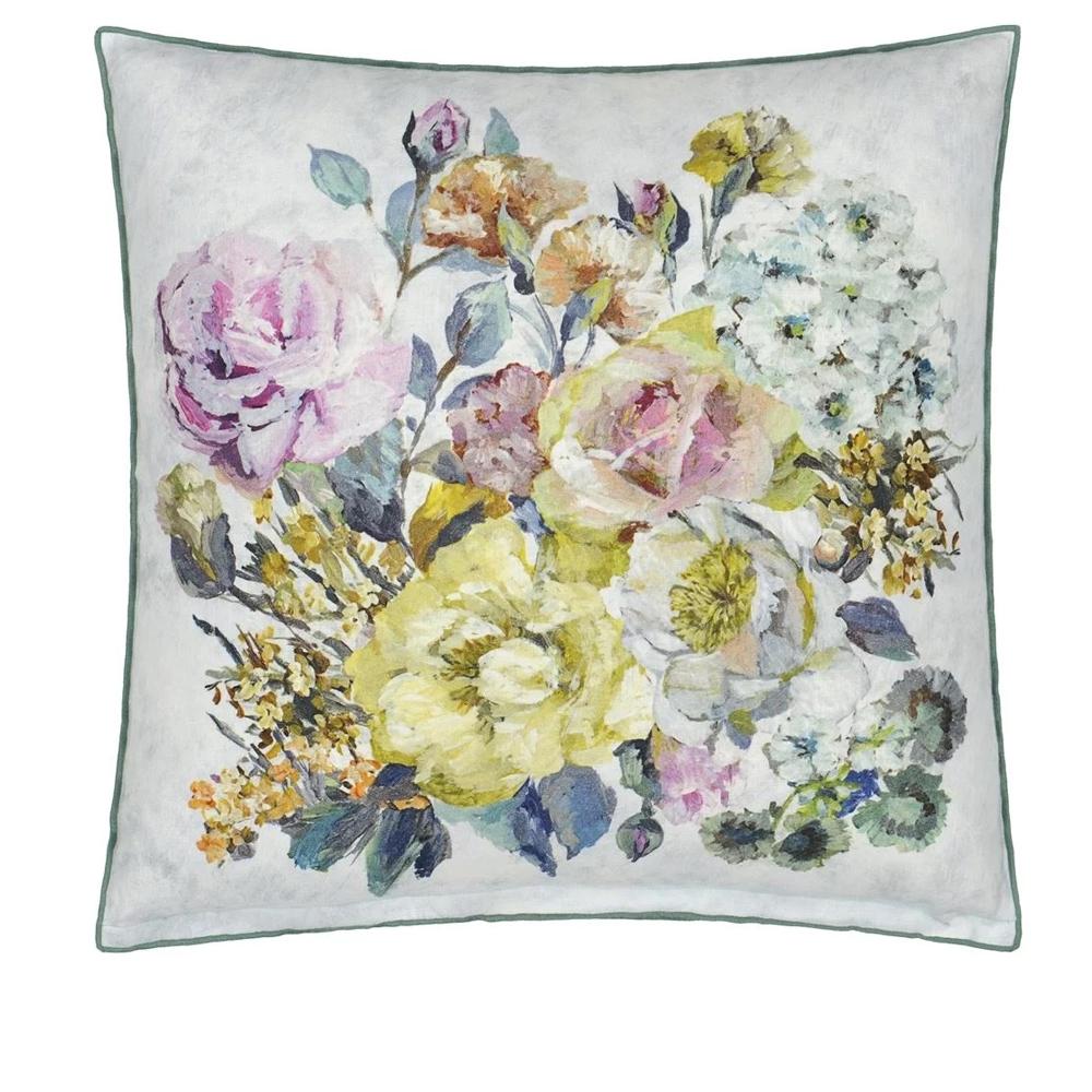 Designers Guild Kissen Grandiflora Rose Dusk - Vorderseite