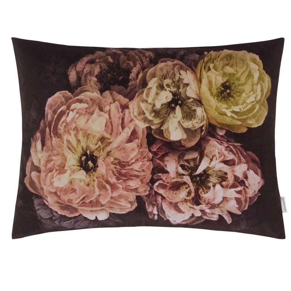 Designers Guild Kissen Le Poeme De Fleurs Rosewood