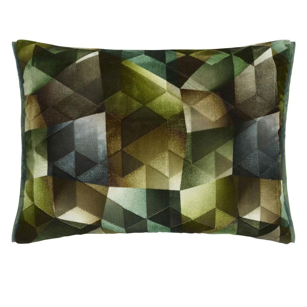 Designers Guild Kissen Maurier Emerald - Vorderseite