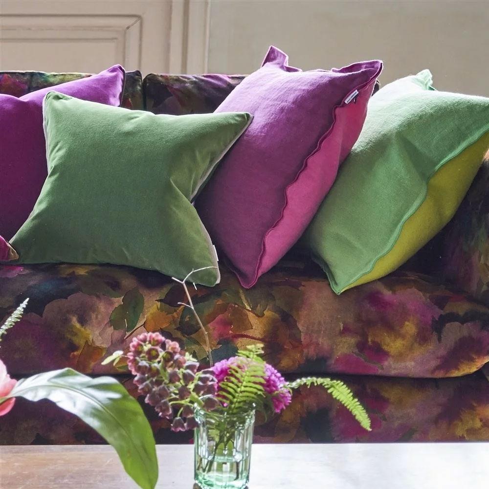 Designers Guild Kissen Milazzo Antique Jade & Peony